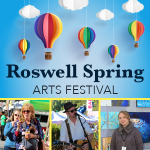 Roswell Spring Arts and Craft Festival 2021