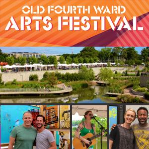 Old Fourth Ward Park Arts Festival 2021