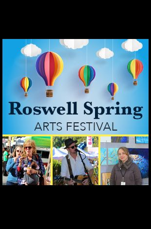 Roswell Spring Arts and Crafts Festival 2019